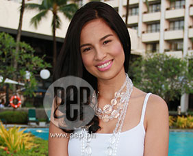 "Jasmine Curtis sees Nora Aunor as ""humble"""