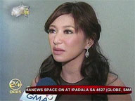 Rufa Mae Quinto reacts to rumored sex video with Hayden Kho