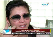 Regine Velasquez misses Mang Gerry