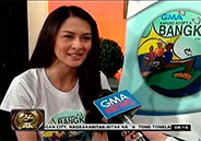 Marian Rivera leads launching of Adopt A Banca project in Cebu