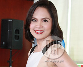 Judy Ann Santos talks about the joys of motherhood