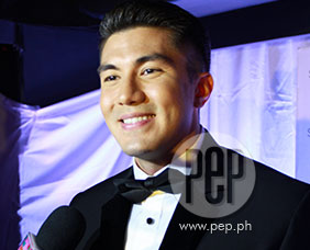 Luis Manzano on Jennylyn Mercado's FHM cover
