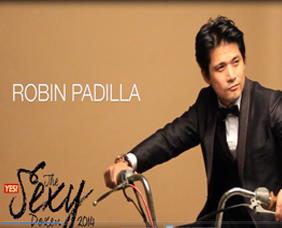 Robin Padilla in <em>YES! The Sexy Dozen 2014</em>