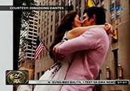 Marian Rivera and Dingdong Dantes share sweet moments in New York