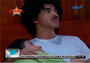 "Love story of Rez Cortez and wife Candy on ""Magpakailanman&quot"