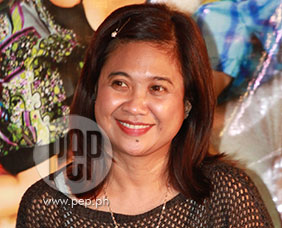 "Eugene Domingo says ""Status: It's Complicated"" is actually"