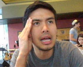 Christian Bautista really wants to learn how to dance