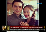 Patrick Garcia engaged to Nikka Martinez