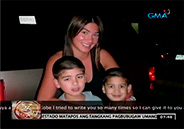 Jackie Forster still hoping for the chance to talk to her sons with Be