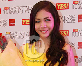 "Janella Salvador says ""waistline"" is the most beautiful pa"