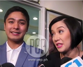 Kris Aquino reveals it was Coco Martin's idea to do Feng Shui 2