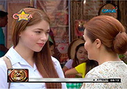 "Kylie Padilla portrays deaf-mute role in ""Magpakailanman"""