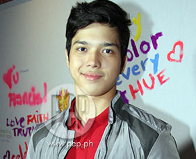 Elmo Magalona still teary-eyed after watching