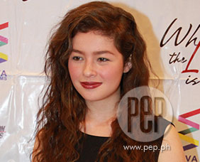 Andi Eigenmann ignores issue surrounding Jake Ejercito
