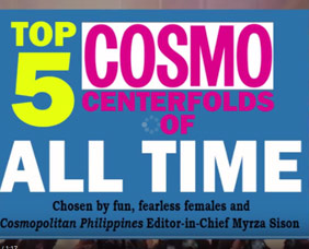 Top Five Cosmo Centerfolds of All Time