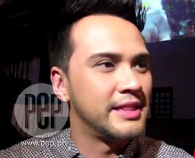Billy Crawford says there's no disadvantage working with Coleen Garcia