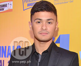 Matteo Guidicelli devastated about typhoon Yolanda
