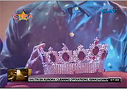 Coronation Night of 2013 Miss World Philippines, all set on August 18!