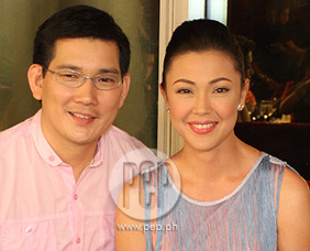 Jodi Sta. Maria and Richard Yap are excited about their international