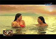 "See how sea creatures inspired the making of ""Kambal Sirena&quo"