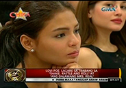 Lovi Poe busy shooting <em>Shake, Rattle and Roll</em> and