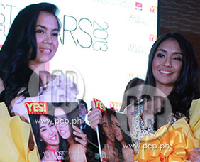 "Who's the ""Most Beautiful"" of them all? Kathryn and Julia!"