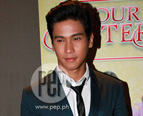 Enchong Dee is now good friends with co-star Angel Locsin