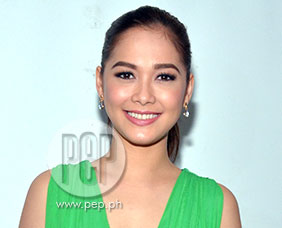 "Maja Salvador happy to have been part of ""Status: It's Complicat"