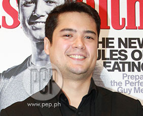 Geoff Eigenmann has his eye on Cosmo Bachelor Bash 2014