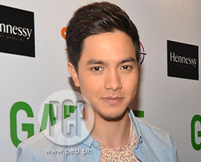 Alden Richards talks about on-screen chemistry with Marian Rivera