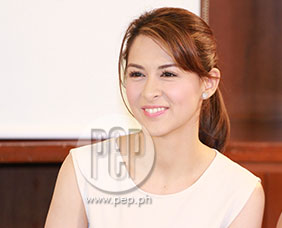 Marian Rivera visits ABS-CBN for the first time