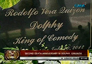 Family and friends commemorate second death anniversary of Dolphy