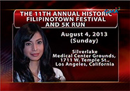 Glaiza de Castro to visit kababayans in Los Angeles, California