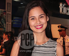 Jasmine Curtis hopes to attend more workshops to improve her acting
