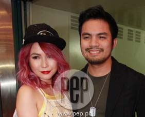 Yeng Constantino talks about wedding plans with Victor Asuncion
