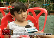 "Child star David Remo is enjoying role in ""Binoy Henyo"""