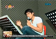 "Aljur Abrenica prepares for ""Come and Get Me"" concert"