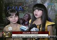 "Jillian Ward and Mona Louise Rey topbill ""My BFF"""