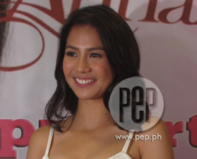 Kaye Abad not yet ready to settle down