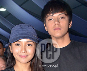 """Kathryn Bernardo and Daniel Padilla excited about """"Pagpag"""""""