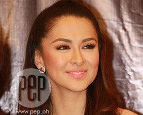 Marian Rivera talks about detractors
