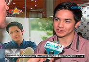 Alden Richards glad about string of projects coming his way