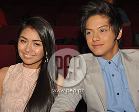 Kathryn Bernardo feels very comfortable around Daniel Padilla