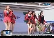 K-Pop stars perform for Yolanda victims