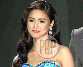 Kim Chiu feels very nervous when it comes to hosting