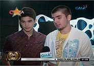 Benjie Paras no comment on Jackie Forster's wish to see their kids