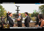 TV5 executive Perci Intalan marries director Jun Lana in New York