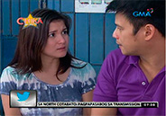 "Camille Prats and Yul Servo to star in ""Magpakailanman"""