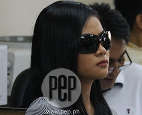 Roxanne Cabañero stands firm on rape allegation against Vho
