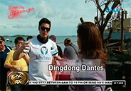 Marian Rivera and Dingdong Dantes to go back to typhoon-infested areas